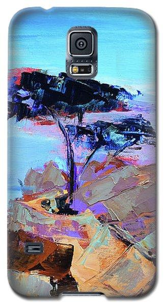 Lone Cypress - California Galaxy S5 Case
