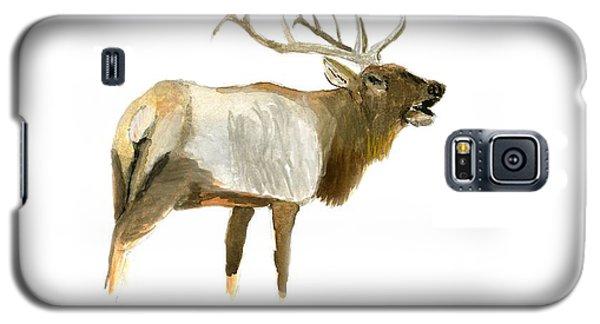 Lone Elk Galaxy S5 Case