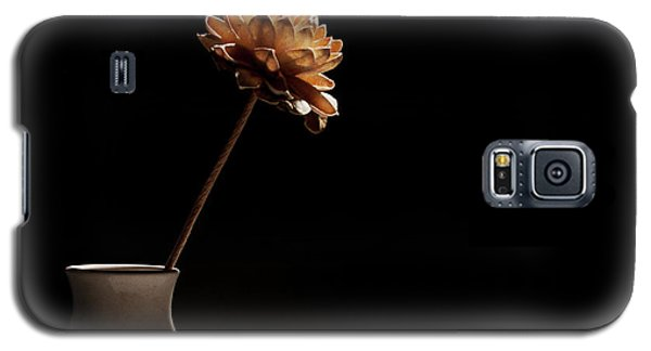 Lone Flower Galaxy S5 Case