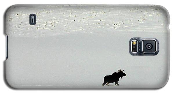 Lone Moose Galaxy S5 Case