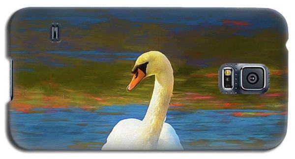 Lone Mute Swan. Galaxy S5 Case