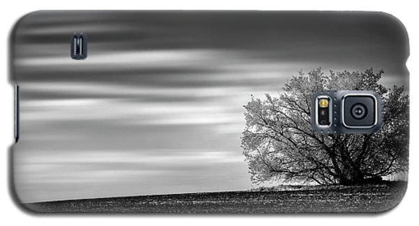 Galaxy S5 Case featuring the photograph Lone Tree by Dan Jurak