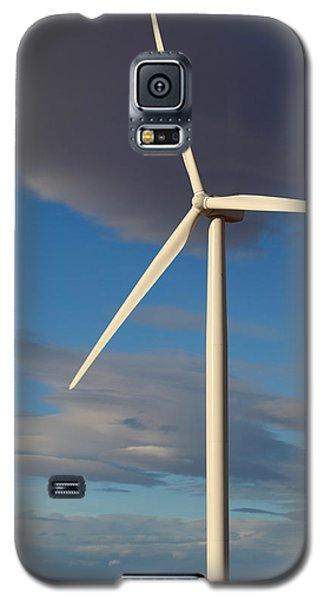 Lone Turbine Galaxy S5 Case