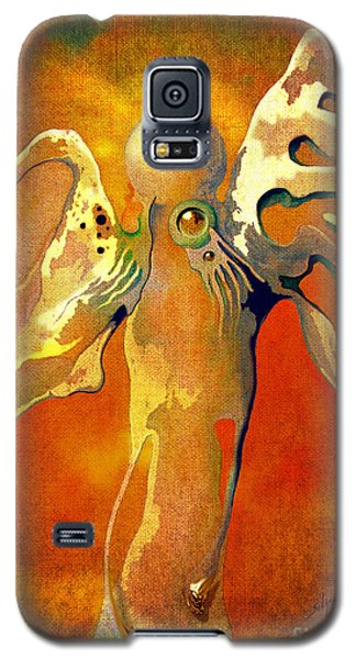 Lonely Angel Galaxy S5 Case