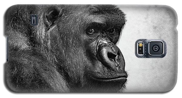 Lonely Gorilla Galaxy S5 Case
