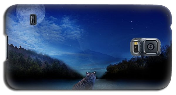 Lonely Hunter Galaxy S5 Case