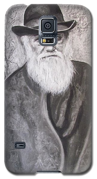 Lonely Occupation - C. Darwin Galaxy S5 Case by Eric Dee