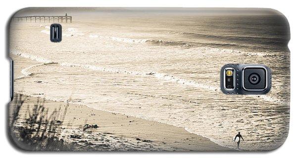Lonely Pb Surf Galaxy S5 Case