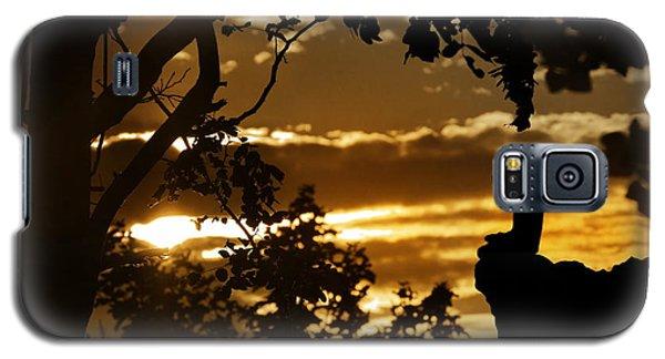 Lonely Prayer Galaxy S5 Case