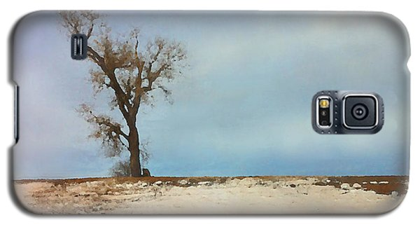 Lonely Sentinel  Galaxy S5 Case