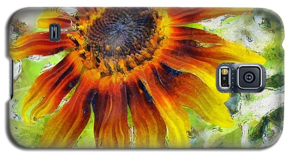Lonely Sunflower Galaxy S5 Case
