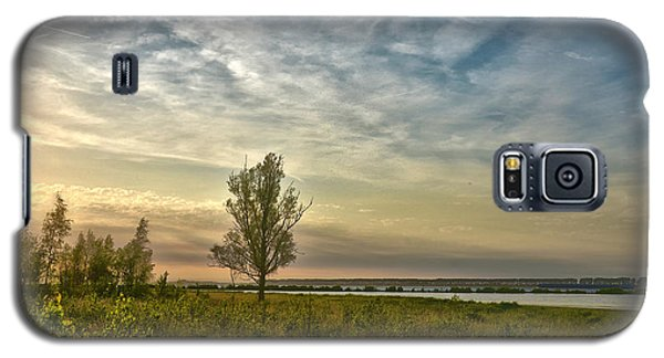 Lonely Tree In Dintelse Gorzen Galaxy S5 Case