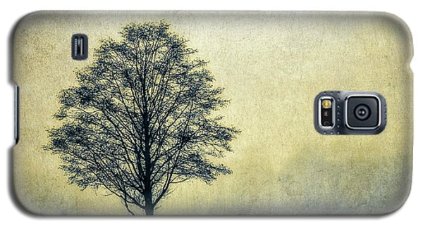 Lonely Tree Galaxy S5 Case by Marion McCristall