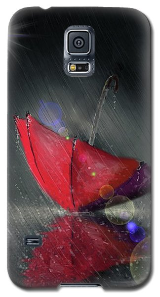Lonely Umbrella Galaxy S5 Case