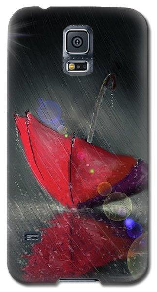 Lonely Umbrella Galaxy S5 Case