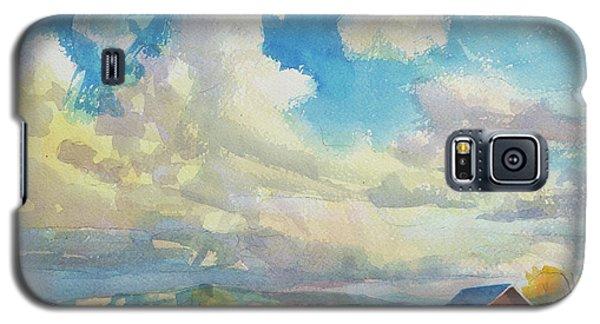 Lonesome Barn Galaxy S5 Case