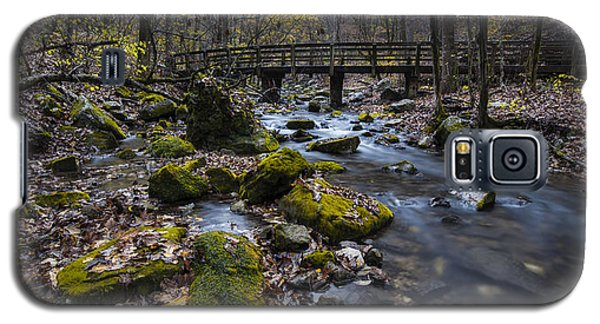 Lonesome Bridge Galaxy S5 Case