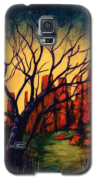 Lonesome Tree  Galaxy S5 Case