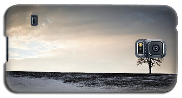 Lonesome Tree On A Hill IIi Galaxy S5 Case