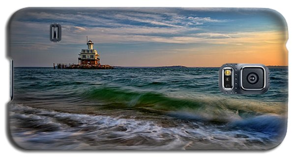 Long Beach Bar Lighthouse Galaxy S5 Case