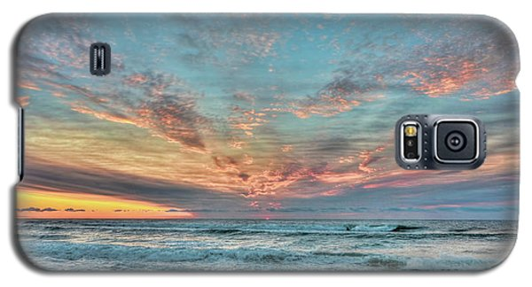 Long Beach Island Sunrise Galaxy S5 Case