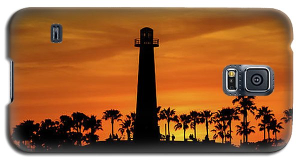 Long Beach Lighthouse Galaxy S5 Case