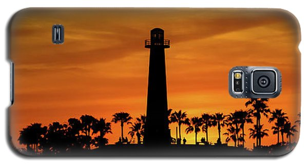 Long Beach Lighthouse Galaxy S5 Case