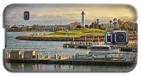 Long Beach - Rainbow Harbor Lighthouse Galaxy S5 Case