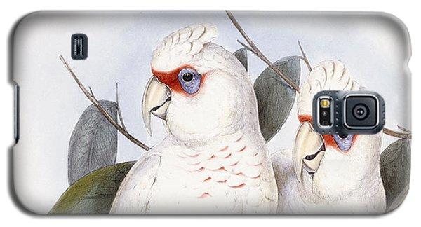 Long-billed Cockatoo Galaxy S5 Case