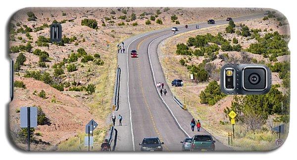 Long Hike Galaxy S5 Case