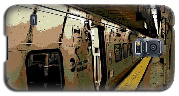 Long Island Railroad Galaxy S5 Case by George Pedro
