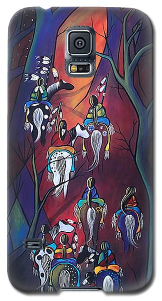 Long Journey Home Galaxy S5 Case