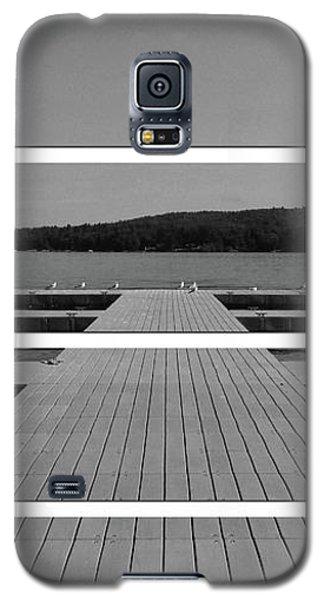 Long Lake Dock Galaxy S5 Case