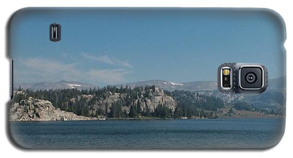 Long Lake Shoshone National Forest Galaxy S5 Case