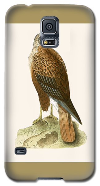 Long Legged Buzzard Galaxy S5 Case