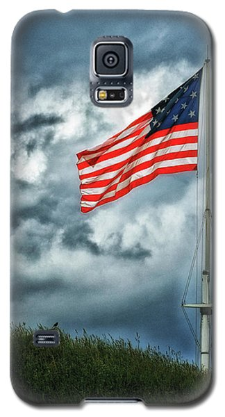 Long May It Wave Galaxy S5 Case