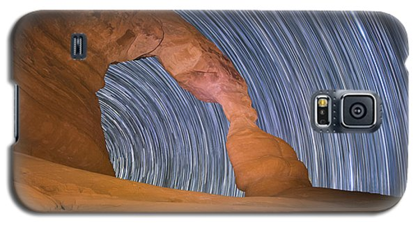 Long Night At Delicate Arch Galaxy S5 Case