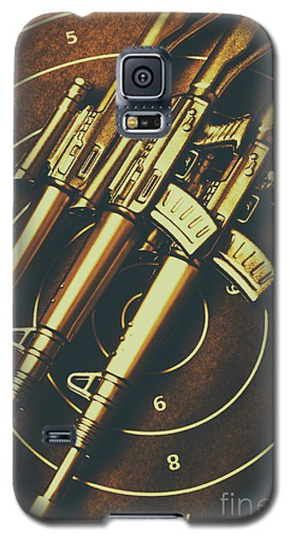 Long Range Tactical Rifles Galaxy S5 Case