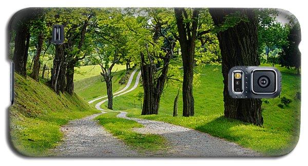 Long Road Galaxy S5 Case