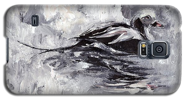Long-tailed Duck Galaxy S5 Case