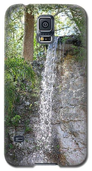 Long Waterfall Drop Galaxy S5 Case