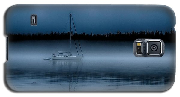 Galaxy S5 Case featuring the photograph Long Ways From Nowhere by Rob Wilson