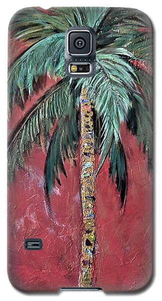 Longboat Key Palm Galaxy S5 Case