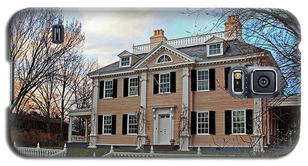 Longfellow House At Sunset Galaxy S5 Case