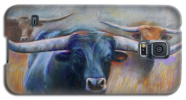 Longhorn Country Galaxy S5 Case by Karen Kennedy Chatham