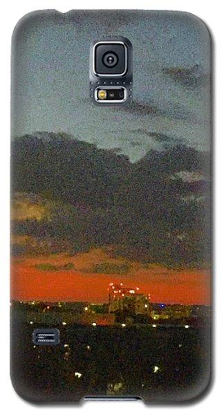 Longhorn Dusk Galaxy S5 Case