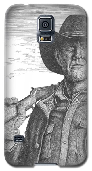 Longmire Galaxy S5 Case by Lawrence Tripoli