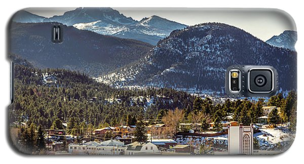 Longs Peak From Estes Park Galaxy S5 Case
