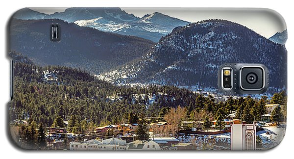 Longs Peak From Estes Park Galaxy S5 Case