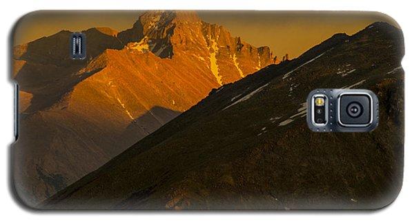 Long's Peak Galaxy S5 Case by Gary Lengyel
